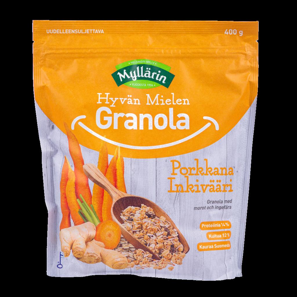 granolapussi